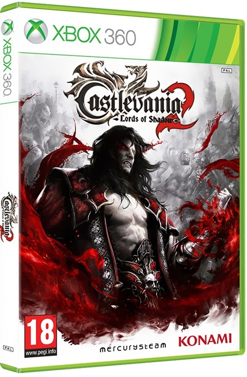 castle Jogo Castlevania Lords of Shadow 2 XBOX360 COMPLEX (2014)