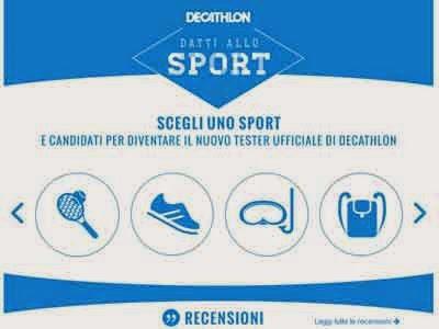 Decathlon Datti allo Sport