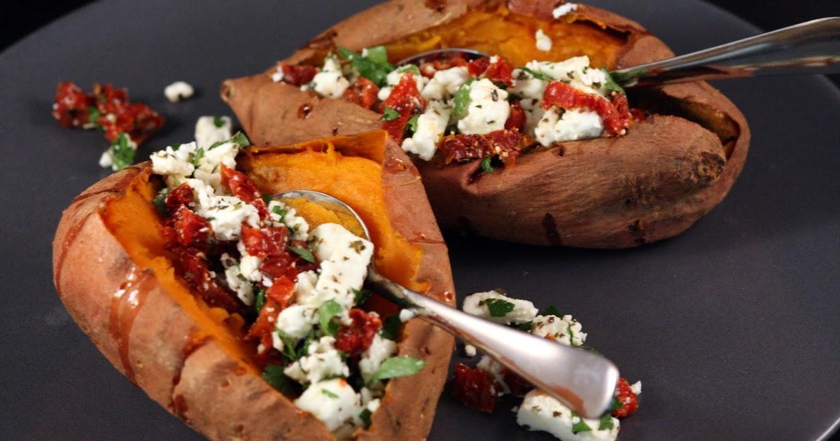 Steph in the cuisine patates douces feta tomates s ch es - Quand recolter les patates douces ...