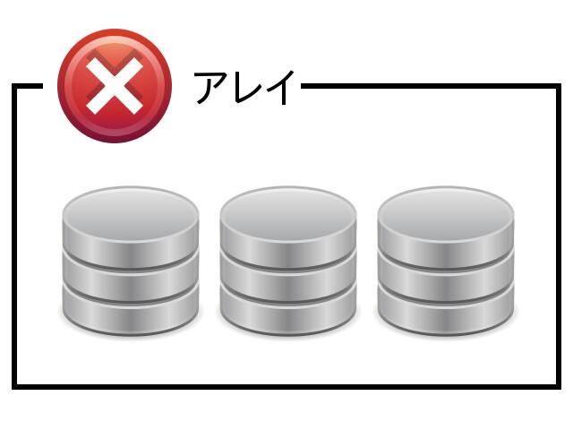 Ubuntu mdadm その106 - 物理ボリュームからメタデータを削除するコマンドの例・アレイを削除するコマンドの例
