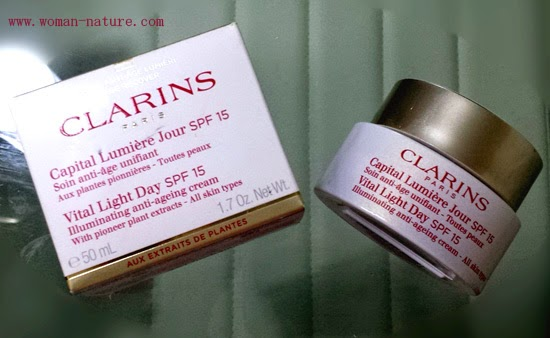 clarins capital lumiere