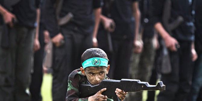 Militer Israel dan Hamas