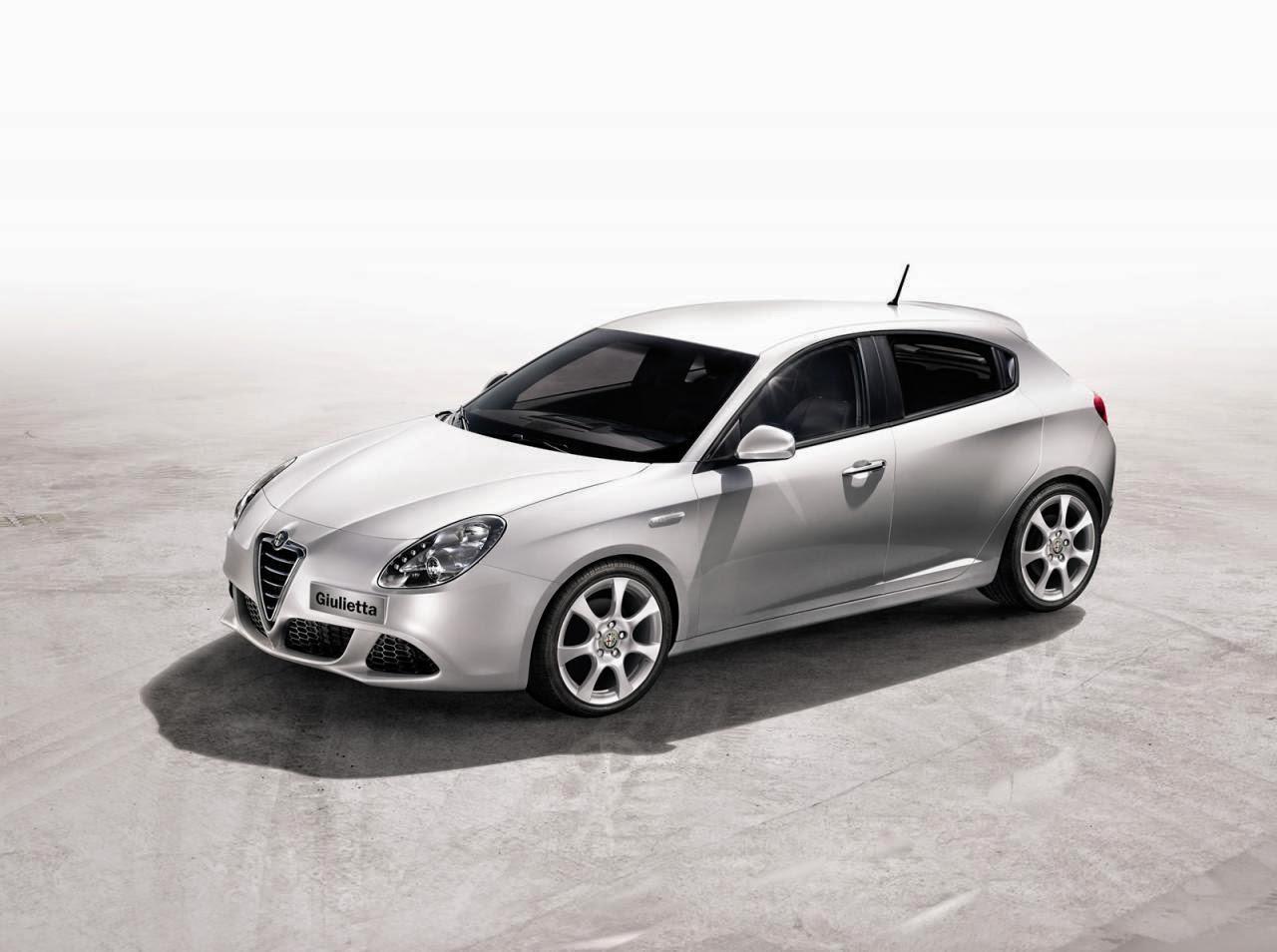 Alfa Romeo Giulietta Wallpaper