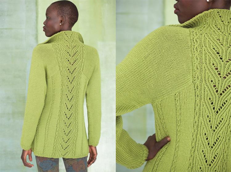 Samurai Knitter: Vogue Knitting, fall 2011