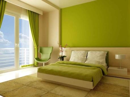 Ciptakan Kamar Tidur Utama Dengan Warna Tepat