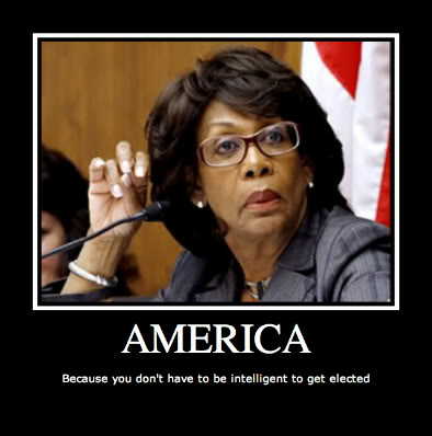Image result for maxine waters stupid quotes