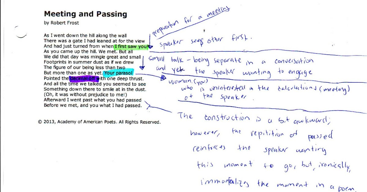 an overview of the three specific parts in frosts poem Quotes about poetry part i - robert frost if a poem is written well quotes about poetry part i 70k quotes about poetry part ii 60k quotes.