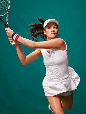 Le Coq Sportif ropa tenis primavera verano 2015