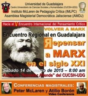 Repensar a Marx en el Siglo XXI