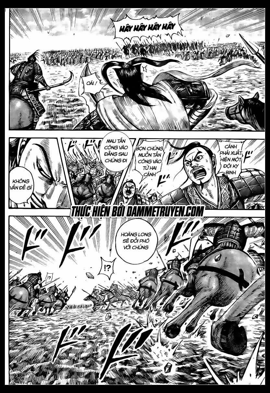 Kingdom – Vương Giả Thiên Hạ chap 431 Trang 6