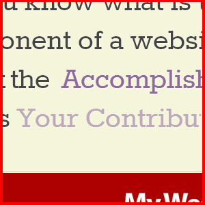 Weebly Changing Text Effects