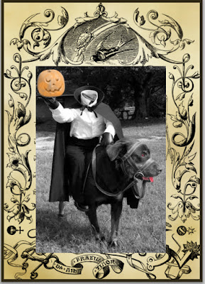 disfraz perro Halloween
