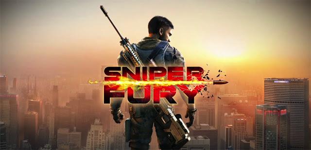 Sniper Fury v1.1.0g APK Data Obb Full Torrent