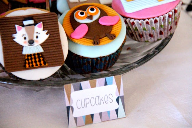 cupcakes pate a sucre