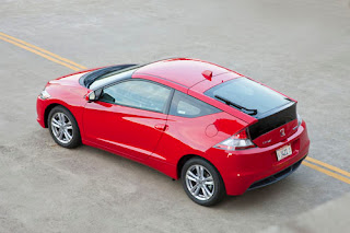 2012 Honda CR-Z Sport Hybrid Coupe Wallpapers