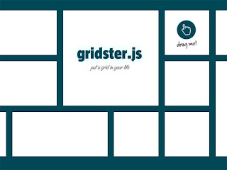 Gridster - Drag n Drop Enabled Multi-Column Grids With jQuery