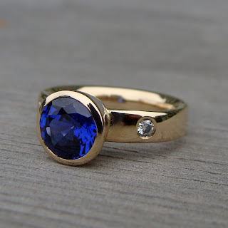 chatham sapphire ring