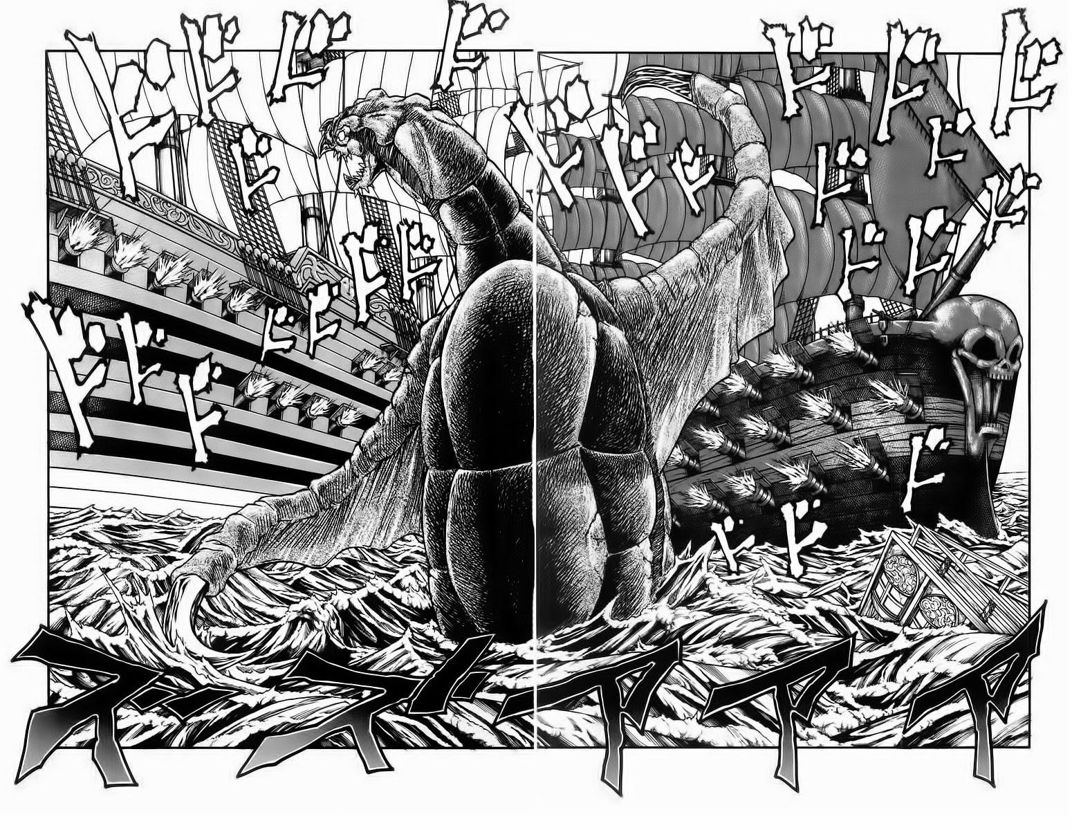 Vua Trên Biển – Coco Full Ahead chap 228 Trang 17 - Mangak.info