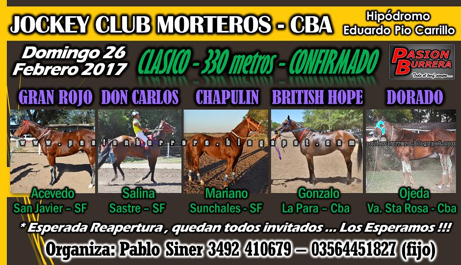 MORTEROS 26 - 300