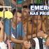 Governo declara estado de emergência  no sistema penitenciário