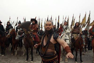 Phim Tân Thủy Hử Trên THVL1, VTV1 - All Men Are Brothers 2011 Online