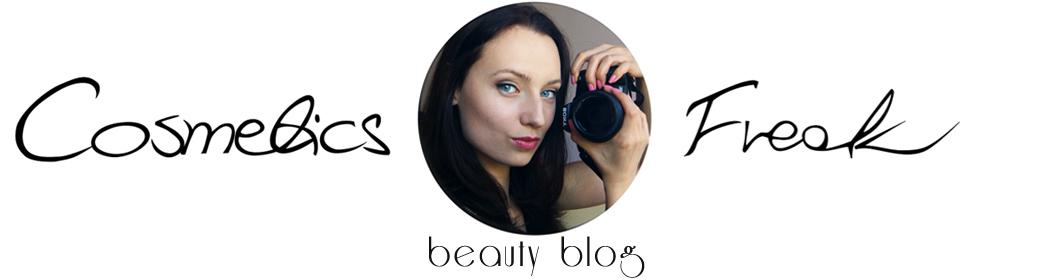 Cosmetics Freak - blog kosmetyczny.