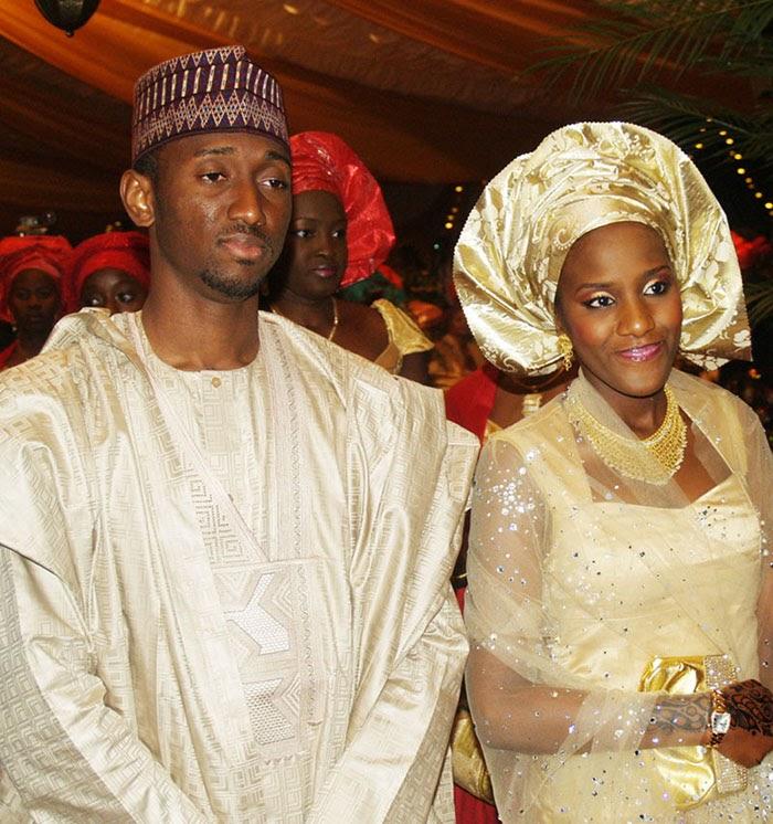 Hausa wedding bella naija butik work