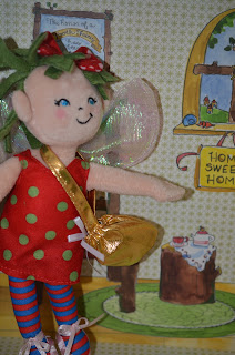 The Tale of the Tooth Fairy doll up close 1