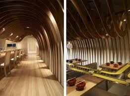 Japanese Restaurant interior Design Style