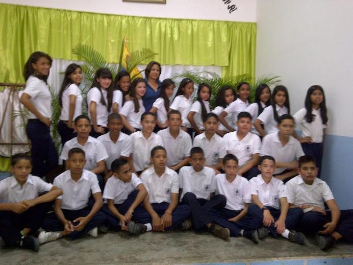 Promoción de 6to grado 2011- 2012