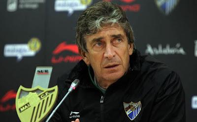 Manuel Pellegrini - Malaga CF (1)
