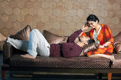 Aamir Khan and Kiran Rao on Verve Magazine 2011