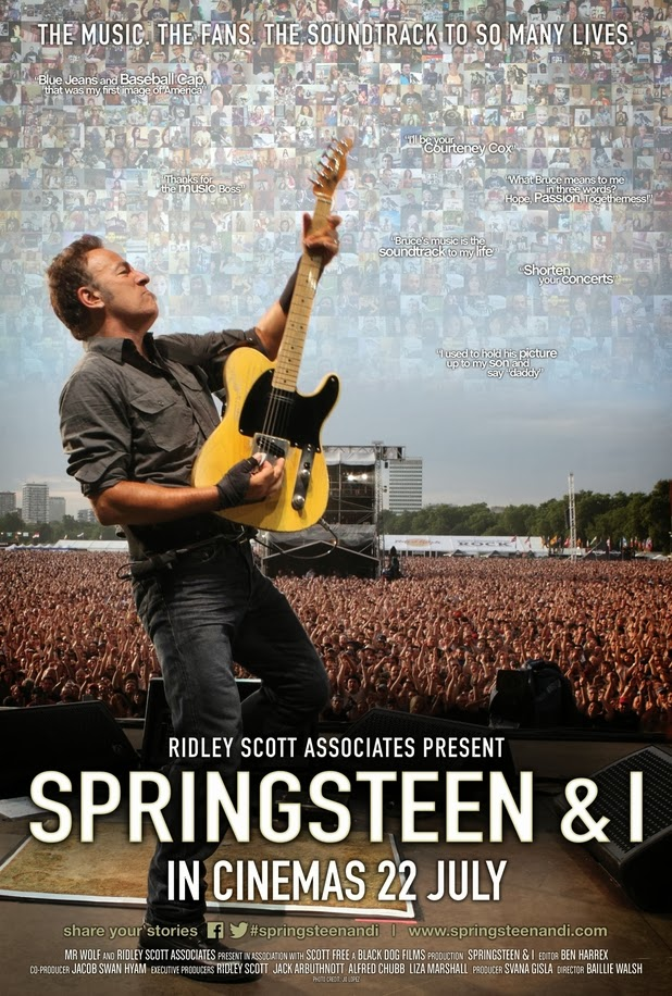 Ver Springsteen And I (2013) Online