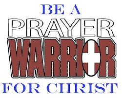 BE A WARRIOR FOR CHRIST