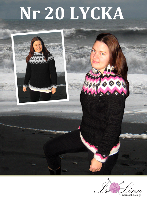 Knit Icelandic New Knitting Pattern For Icelandic Sweater In