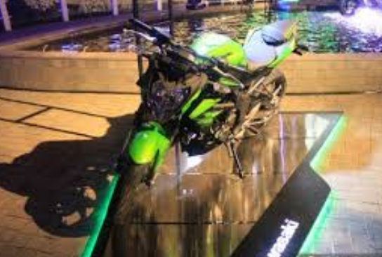 Kawasaki z250sl review indonesia