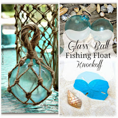 Glass Fishing Float Knockoffs