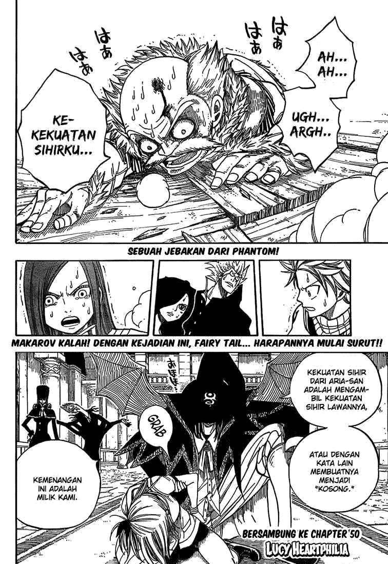 Fairy Tail 49 Indonesia