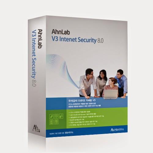 ahnlab v3 internet security 9.0 serial key