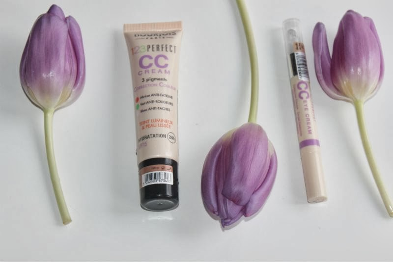 Bourjois 123 Perfect CC Creams