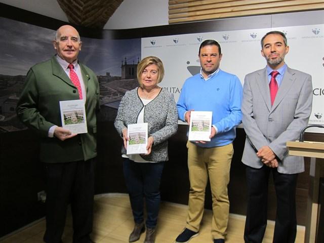 PRESENTADO EL LIBRO SOBRE EL PATRIMONIO DE GUADALUPE Y SU GESTIÓN