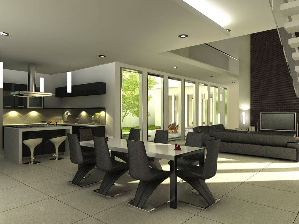 Conseils d co et relooking meilleures tendances de salle for Salle a manger de luxe moderne