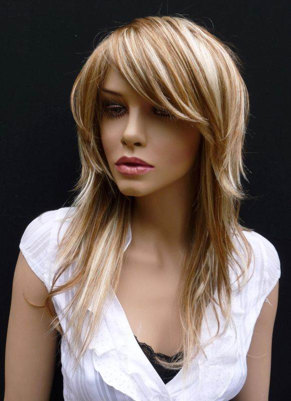 As Brown blonde hair with blond highlights | International Hairstyle