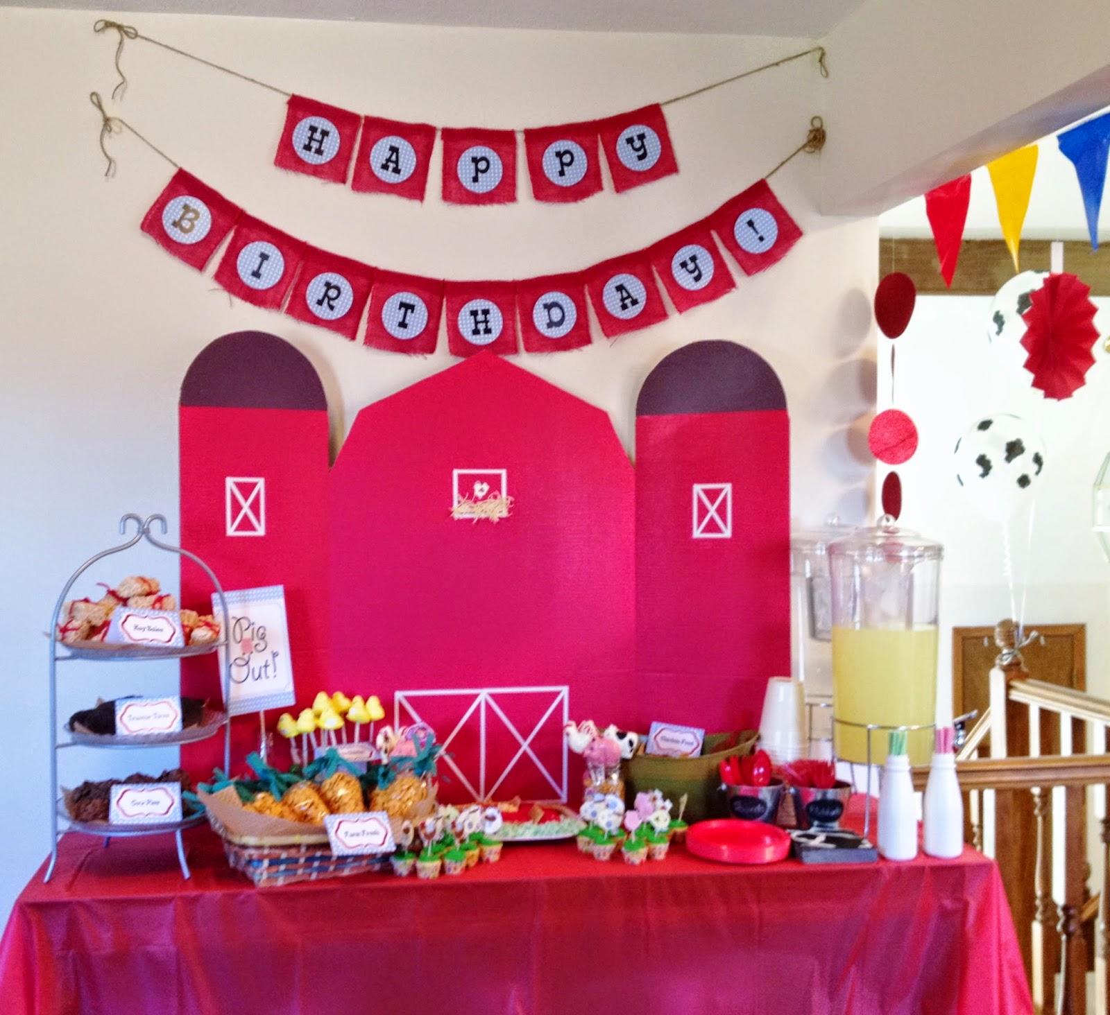 Unique digital designs and scrapbook kits: Sweetie Pie Farm Party