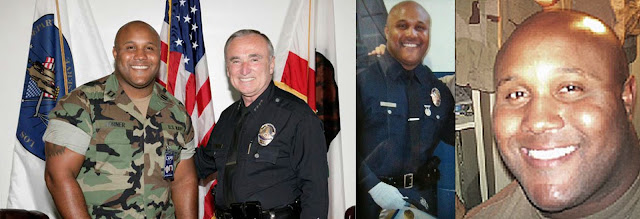 Fired LAPD Officer, Obama Lover and Committed Gun Control Advocate is Being Sought In Revenge Killings!