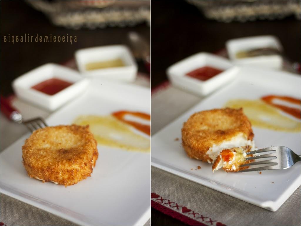 Sin salir de mi cocina queso de cabra frito con dos - Queso de cabra y colesterol ...