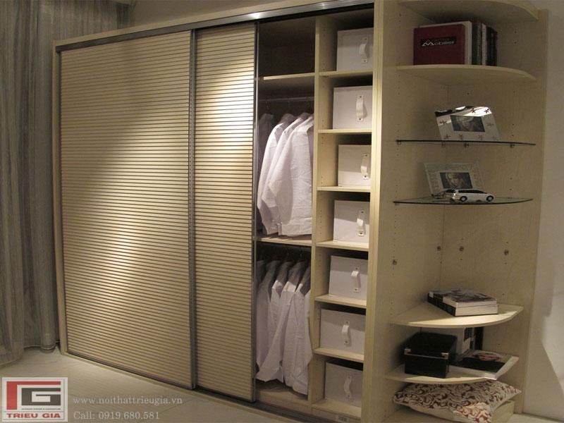 Tủ quần áo( tu quan ao) mang phong cách hiện đại Châu Âu, sang trọng