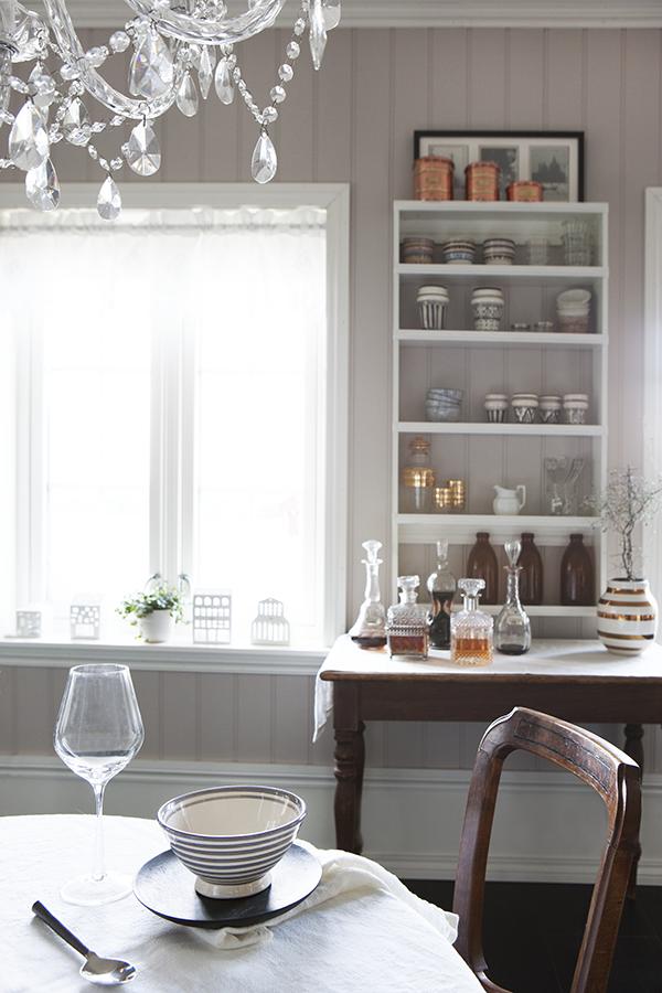Livets drøm: kjøkkenet vårt i siste utgave av vakre hjem & interiør