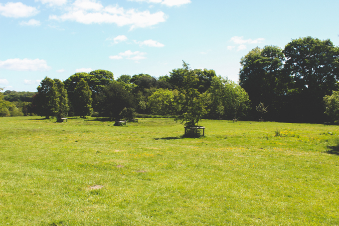 Golden Acre Park Leeds