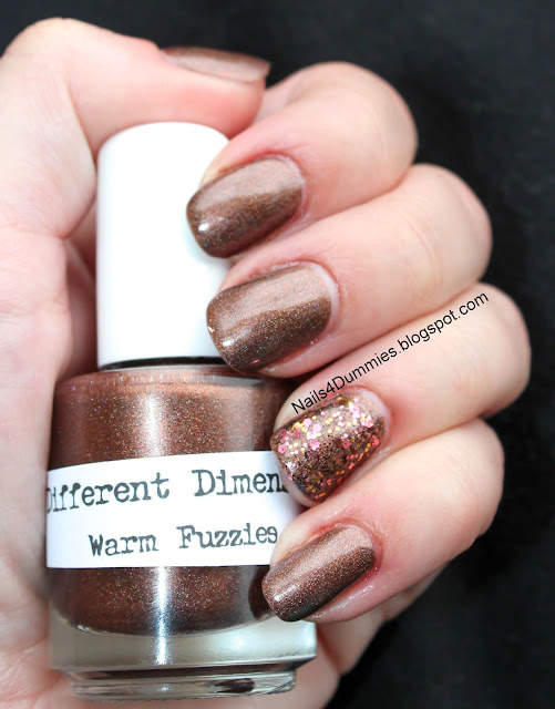 Different Dimensions mani